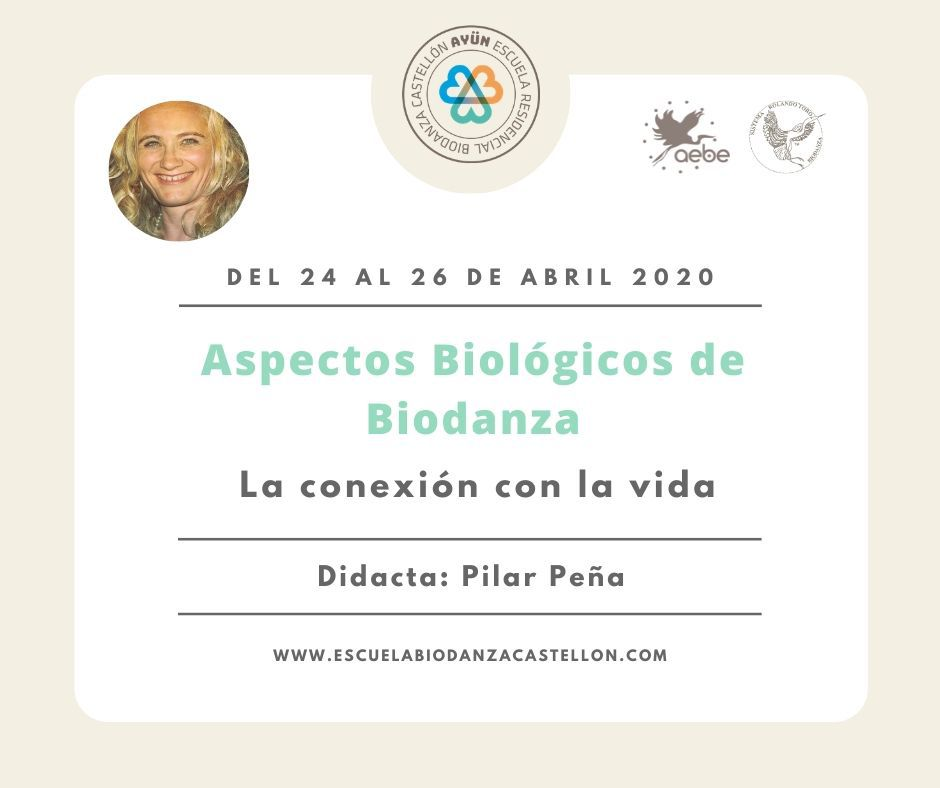 Modulo Aspectos biologicos biodanza