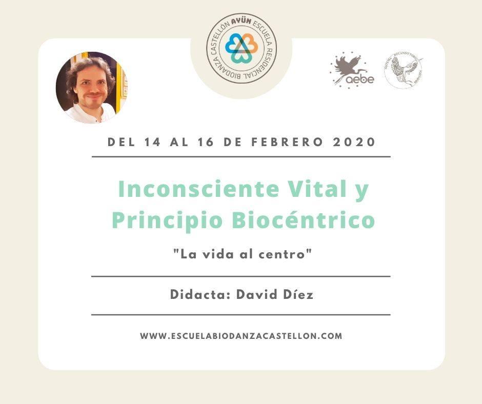 Módulo Inconsciente Vital y Principio Biocéntrico