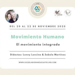 Movimiento Humano 2