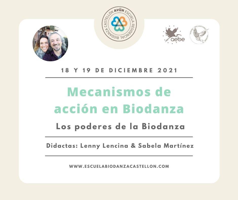 Mecanismos de Acción en Biodanza 7